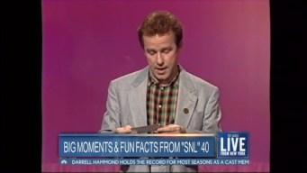 """Saturday Night Live"" 40: Best Moments"