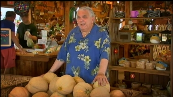 Produce Pete: Get Your Hands on NJ Muskmelon