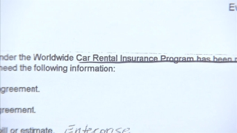 Implementing Car Insurance When In an Accident with a Rental
