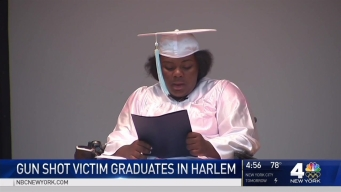 NYC Girl Paralyzed in Shooting Triumphs at Graduation