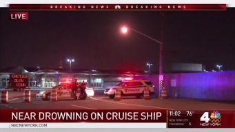 Cruise Ship Rushes Back to NJ After Boy Nearly Drowns