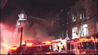 9 Firefighters Injured in Queens Fire: FDNY