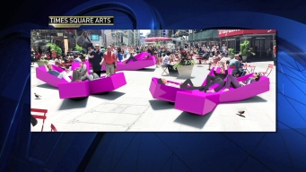 XXX Furniture Comes to Times Square