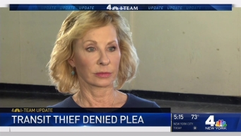 I-Team Update: Notorious Transit Thief Suing the CIty