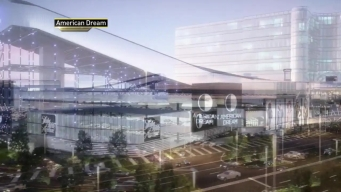 New Look at Meadowlands Shopping and Entertainment Center