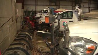 Tri-State Area Prepares For Snow