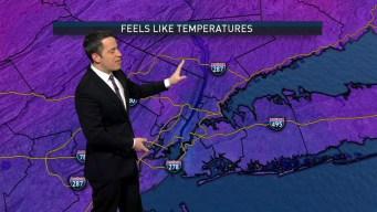 Forecast for Monday, December 19