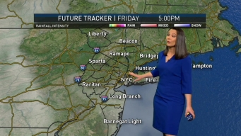 Early Morning Forecast for Friday, December 23rd