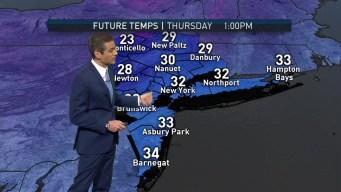 Forecast for Wednesday, January 4