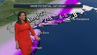 Forecast for Saturday, January 7th