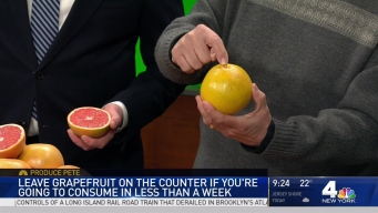 Produce Pete: A Great Time for Grapefruits