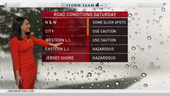 Snow Continues, Winter Weather Advisory Issued for NY, NJ