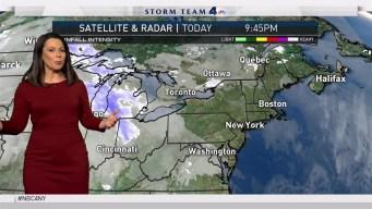 Forecast for Tuesday, January 10