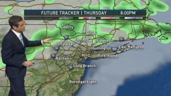 Forecast for Thursday, January 12