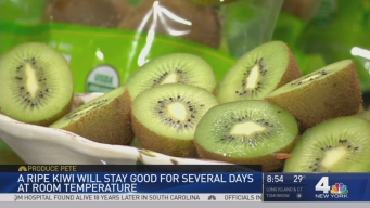 Produce Pete: Kiwis Make a Healthy Snack