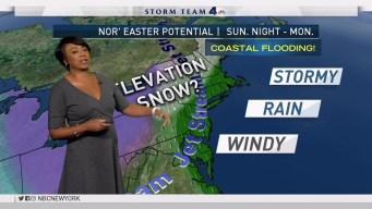 Forecast for Friday, January 20
