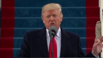 Trump Delivers Inaugural Address