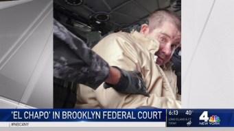 Suspected Drug Kingpin Faces Federal Judge