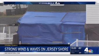 Wild Weather Hits New Jersey