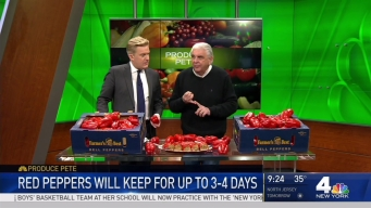 Produce Pete: Picking the Perfect Pepper