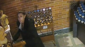 Video Shows Woman Stealing Church Donations: Police