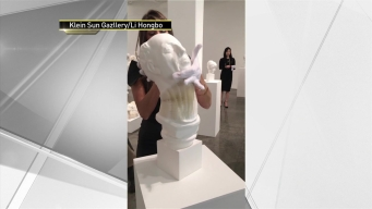 These Bust Sculptures Stretch Like Slinkies