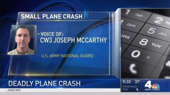 Guardsmen Rescue Survivor From Deadly Plane Crash