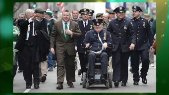 'Bittersweet' Day for Son of Hero Cop Steven McDonald
