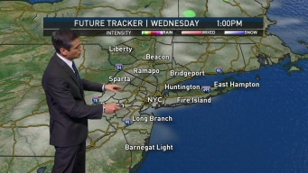 Forecast for Wednesday, May 3