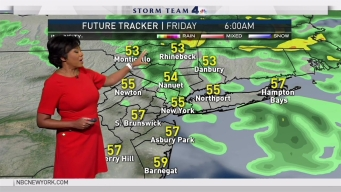 Early Evening Forecast for Thursday, May 25