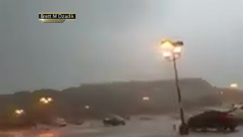 Video of Damaging Weather in New Jersey