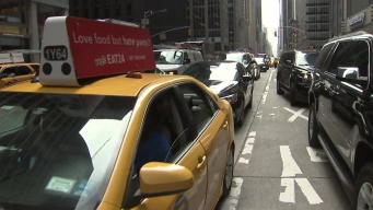 Crazy Standstill Traffic in NYC During UN General Assembly
