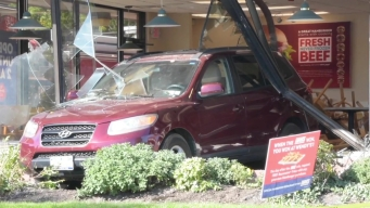 Man Reverses Across Highway, Drives Backwards Into Wendy's