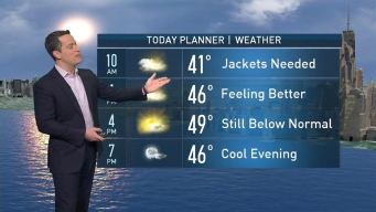 Forecast for Sunday, Nov. 12