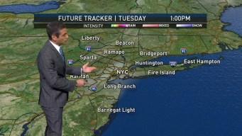 Forecast for Tuesday, Nov. 28