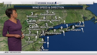Early Evening Forecast for Tuesday November 28