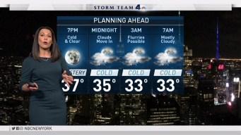 Forecast for Sunday, Dec. 10