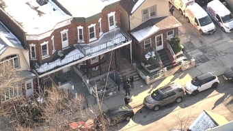 Chopper Over NYC Terror Suspect's House
