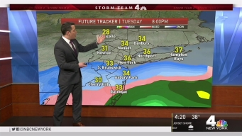 Forecast for Tuesday, March 20