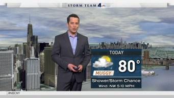 Forecast for Sunday, May 20