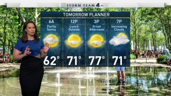 Your Forecast for Sunday, May 20