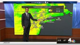 Forecast for Wednesday, June 6