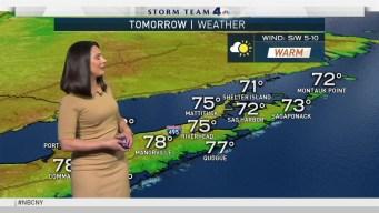 Forecast for Thursday, June 7