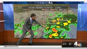 Forecast for Wednesday, June 20