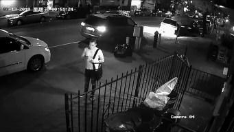 Brooklyn Rape Suspect Surveillance Video