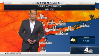 Forecast for Saturday, Aug. 4