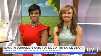 Back To School Eye Care With Pearle Vision