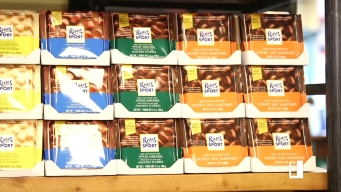Celebrate The Holiday with Ritter Sport