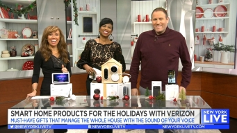 Smart Home Products For The Holidays With Verizon