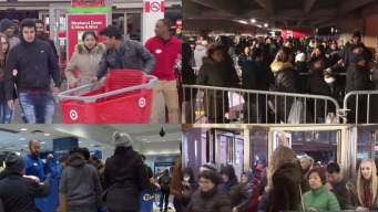 Tri-State Shoppers Rise Early for Black Friday Deals